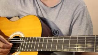[Tập guitar] Tình xót xa vừa