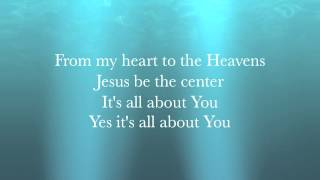 Jesus at the Center by DARLENE ZSCHECH thumbnail