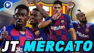 Le Barça dégraisse à tout va | Journal du Mercato