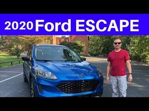 Ford Escape 2020 Prueba y detalles que debes saber ANTES de comprarla