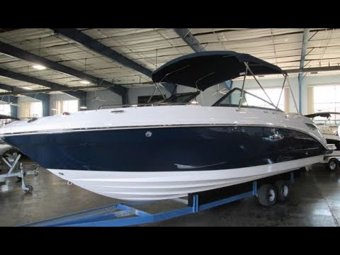2018 Sea Ray SDX 250 Boat For Sale at MarineMax Clearwater