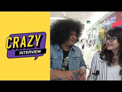 [CRAZY INTERVIEW] Eps 12 - Babe