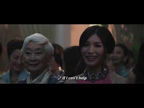 Wise Men Say - Crazy Rich Asians - Wedding Scene