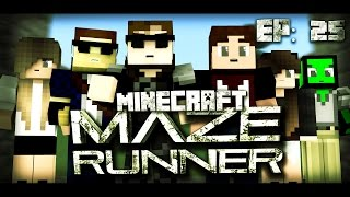 "Minecraft MAZE RUNNER - ""Exploring The Desert"" #24 (Minecraft Roleplay)"