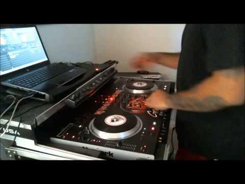 DJ Buck Blend #4  Ginuwine  Pony Acapella Over Soulja Boy  Crank Dat Instrumental {Remix}