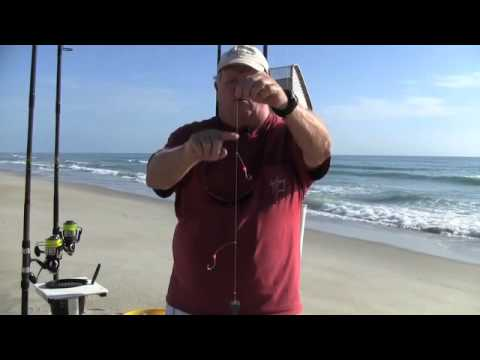 Surf Fishing: Getting Set Up