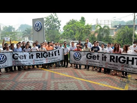 Republicans Screwing Asbestos Victims to Protect VW!