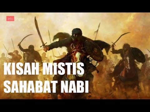 Kisah MISTIS Sahabat Nabi Ketika Berperang ! | ust Khalid Basalamah