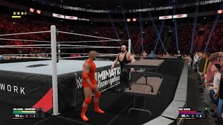 WWE 2K17 - How To Stack Two Tables [PS4 & Xbox One]