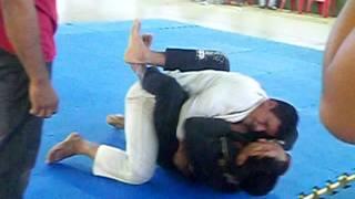Jesiel Bezerra pretorium jiu jitsu Ariquemes RO.