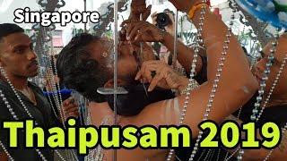 Singapore Thaipusam 2019