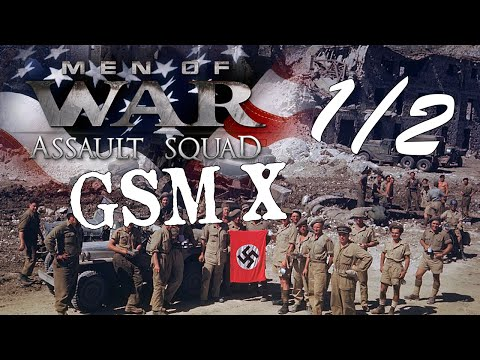 GSM X - The Invasion of Sicily Part 1/2
