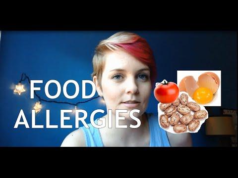FOOD ALLERGIES + INFLAMMATION (LYME)