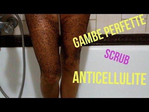 my morning rooutine con HelloBody cura del corpo. scrub anticellulite.