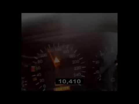 1997 Mercedes-Benz S 420 W140 0-100 Km/h Acceleration 8.8 Sec (279 Hp)