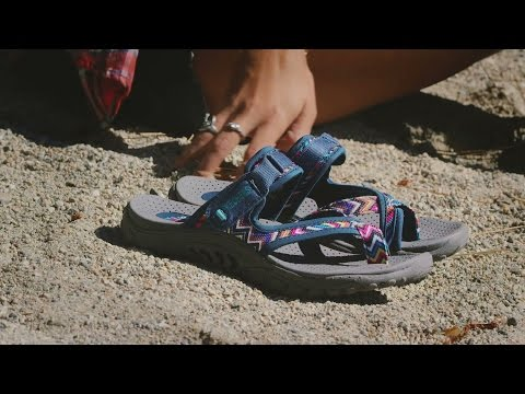 Skechers Outdoor Comfort Sandals commercial