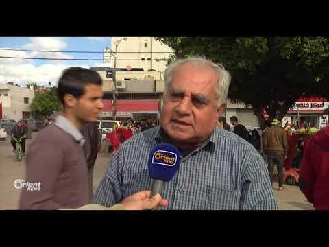 استمرار الأضراب العام في غزة احتجاجا على قرار الرئيس الأمريكي  - 14:21-2017 / 12 / 8