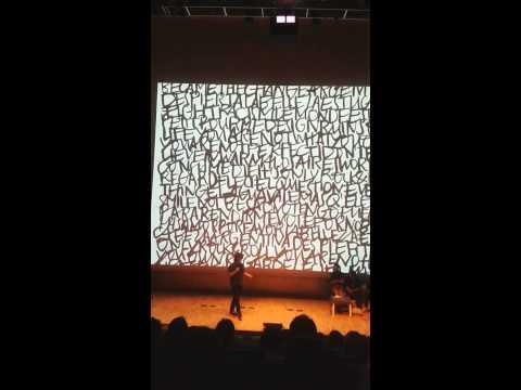 """FIU BARCELONA - Gastón Lisak - Disseny Hub """"10 cosas que he aprendido en estos ultimos años"""""""