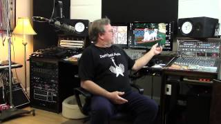 FX hardware and mixers in the computer based recording studio???