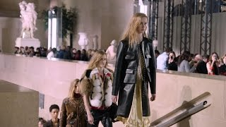Finale from the Louis Vuitton Women's Fall-Winter 2017 Fashion Show