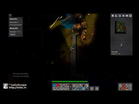 Factorio - Wave Defence