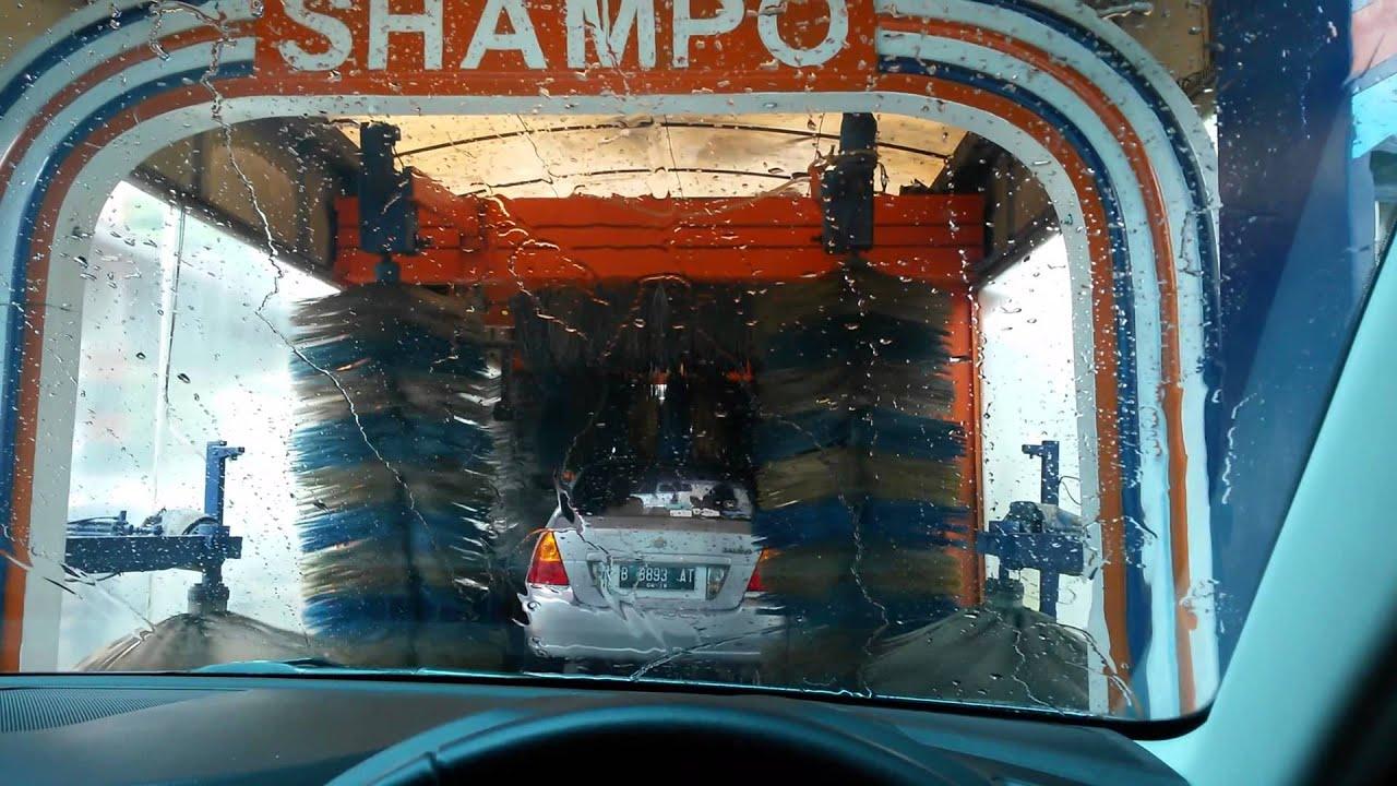 Car wash bintaro sektor 7 - YouTube