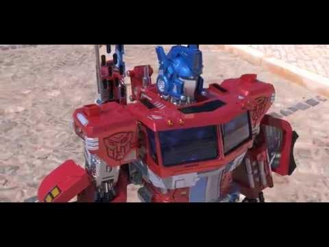 Classics Optimus Prime - Cinematic Render Test