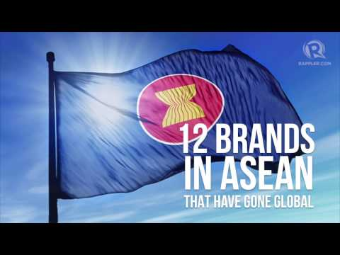 Watch: 12 ASEAN brands that have gone global