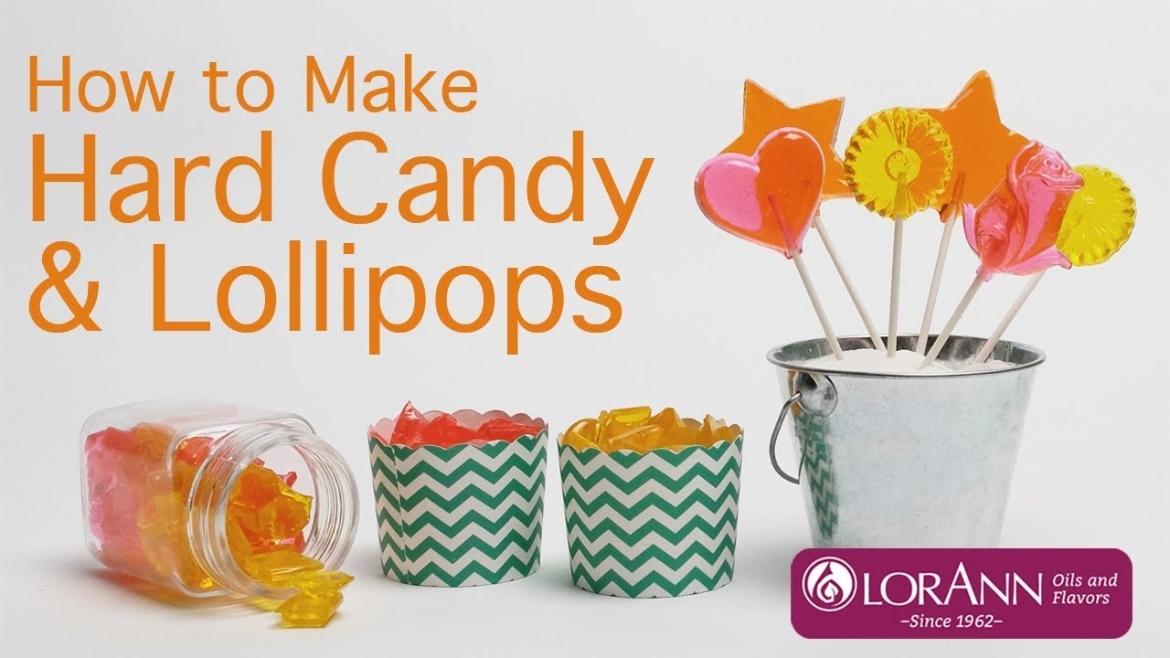 Hard Candy Recipe