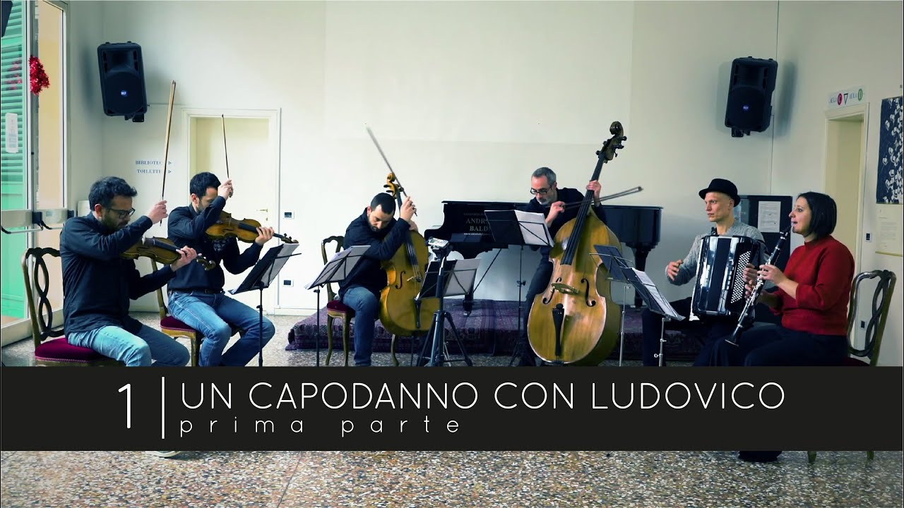 Un Capodanno con Ludovico | Prima Parte: dedicata alla REMS Bologna | Beethoven: Danze Tedesche
