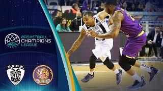PAOK V UNET Holon - Highlights - Basketball Champions League 2018-19