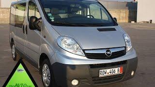 Продажа АВТО Опель Opel Vivaro груз Klima 2011 Тест драйв