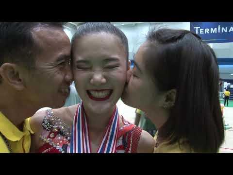 รายงานพิเศษ ออมสินยิมนาสติกลีลาชิงแชมป์ประเทศไทย ครั้งที่38 วันสุดท้าย