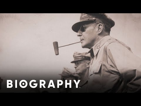 Douglas MacArthur: Five-Star U.S. Army General | Biography