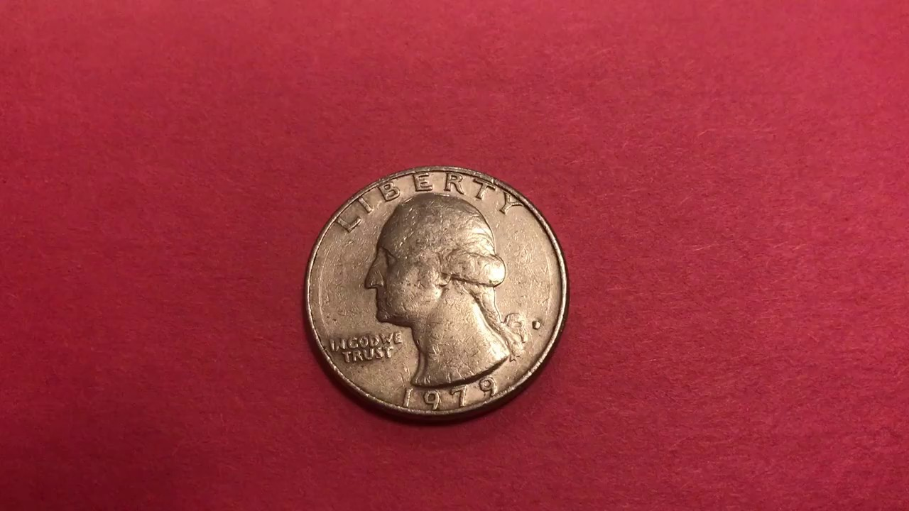 1979 Quarter Dollar - Coins and More