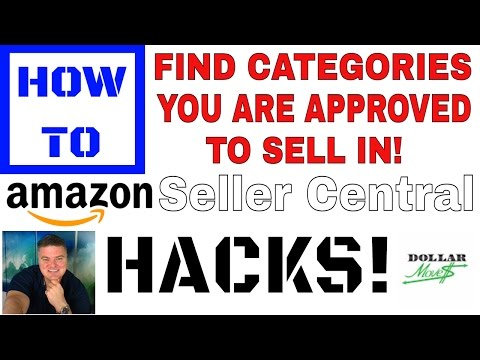how-to-see-which-categories-you-are-approved-to-sell-on-amazon!-|-amazon.com-seller-central-hack!