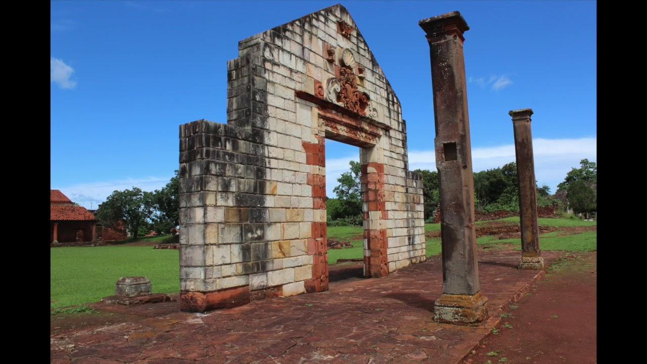 Ruinas Jesuíticas De San Cosme Y Damian Youtube