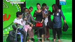 MyTV comedy - Lan Pdach Pro Leng (Group Comedy) - HD