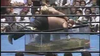BJW Mitsuhiro Matsunaga vs. Kendo Nagasaki