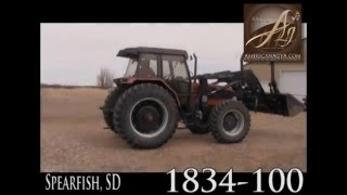 item 1834 100 1995 case ih 5240 at americanagva com