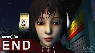 DreadOut - Final Boss Lady in Red (First Sister) / Endings (Canon and Alternate) - Part 6 (Act 2)