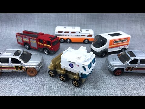 Lamley Preview: Brand new Matchbox NASA SEV & more upcoming MBX Trucks