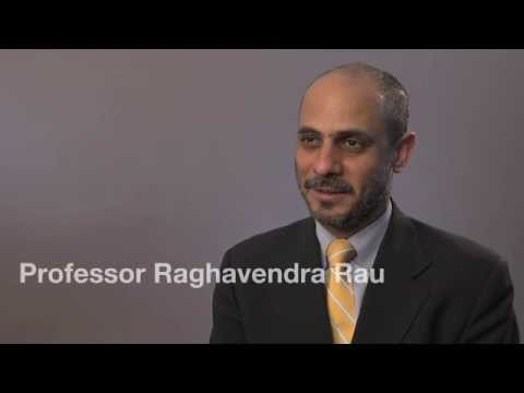 Finance is less about profits and more about value, believes Professor Raghavendra Rau