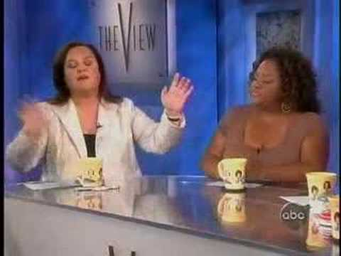 Rosie's Last Day on The View