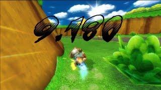 [MKWii TAS] Mario Circuit Flap 9.180