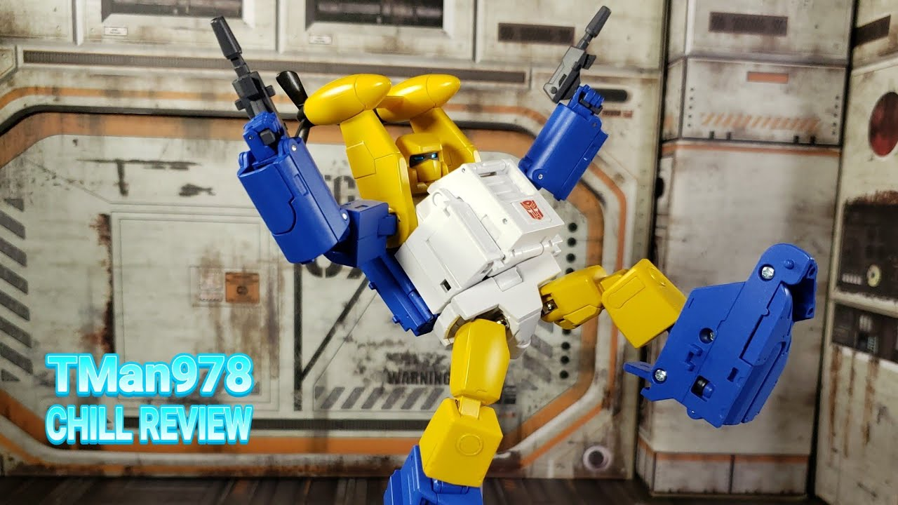 Fans Toys FT-45 Spindrift 2.0 3rd Party Seaspray CHILL REVIEW and Transformation Video