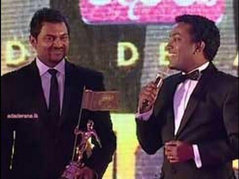 Ada Derana Sri Lankan Of The Year 2016  - Entertainer / Popular Category - Bathiya and Santhush
