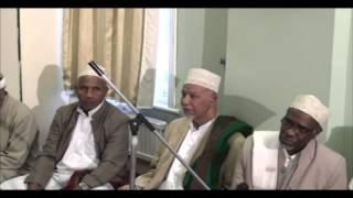 Ustadh Muhammad Al-Beidh, UK Tour 2011