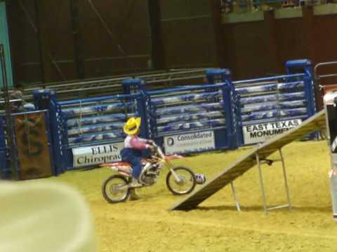 Lufkin Texas Rodeo The Wild Child 04 24 2010 Mp4 Youtube
