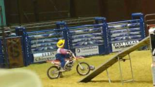 Lufkin Texas Rodeo The Wild Child 04-24-2010.MP4